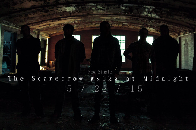 SONG PREMIERE: Silhouette Lies – 'The Scarecrow Walks at Midnight'