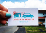 Shanty Town Design crowdfunding Brick & Motor road trip, taking Scranton goods across the country