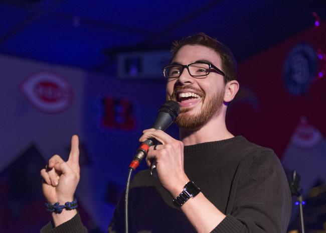 NEPA Scene's Got Talent spotlight: Comedian Zack Hammond
