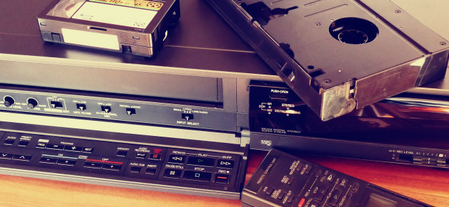 Tapes and B-movies live on at Severed Short Film Night and VHS Swap Meet Convention in Stroudsburg