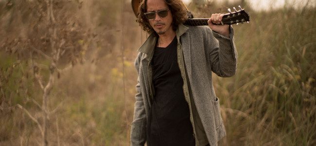 Soundgarden's Chris Cornell takes solo acoustic tour to the Kirby Center in Wilkes-Barre on Oct. 17