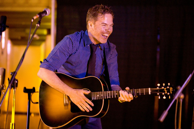 PHOTOS: Josh Ritter and Barnstar at the F.M. Kirby Center in Wilkes-Barre, 05/28/15
