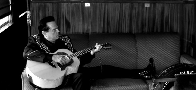 12 questions with Johnny Cash tribute artist David Stone