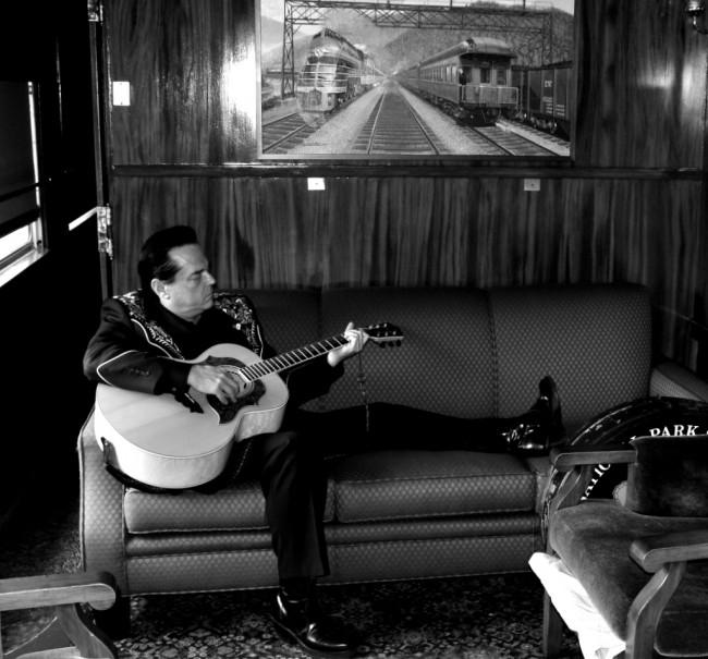 David Stone brings 'The Johnny Cash Experience' to The Leonard in Scranton on June 6