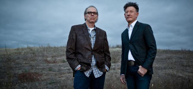 Lyle Lovett and John Hiatt return to Kirby Center in Wilkes-Barre for acoustic performance on Oct. 9