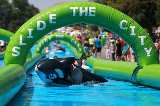 Slide the City Pittsburgh was 'a total nightmare.' Will Scranton be the same?
