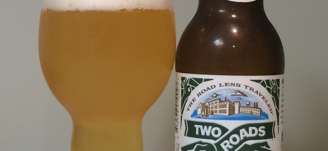 HOW TO PAIR BEER WITH EVERYTHING: Honeyspot Road White IPA by Two Roads Brewing Company