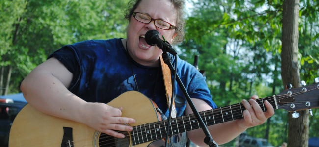 Wilkes-Barre singer/songwriter Katie Kelly plays 'outer-folk' music with passion and conviction