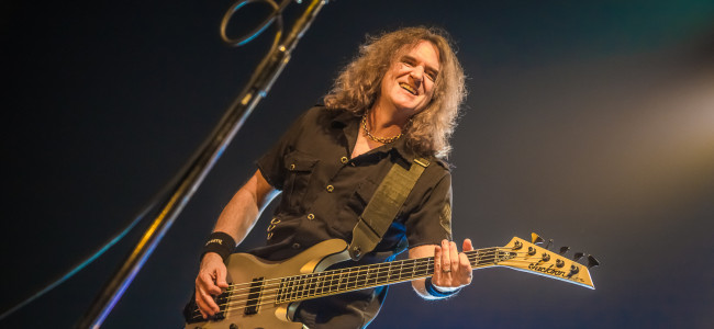 Megadeth bassist David Ellefson appearing in Dickson City for free performance and Q&A on Aug. 4