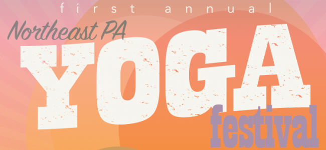 1st annual NEPA Yoga Festival will be held at Montage Mountain in Scranton on Sept. 12