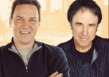 'SNL' alumni Norm Macdonald and Kevin Nealon perform stand-up in Wilkes-Barre on Oct. 24