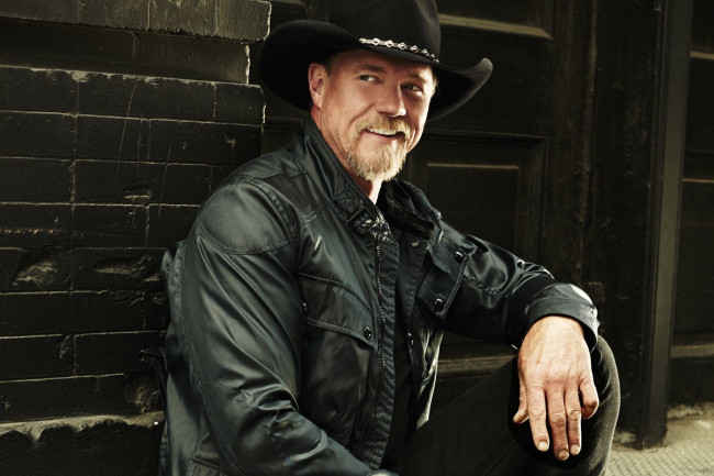 Country music star Trace Adkins playing at Penn's Peak in Jim Thorpe on Sept. 29