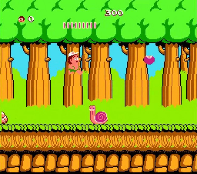 TURN TO CHANNEL 3: 'Adventure Island' is enjoyable, but doesn't reach its platforming peers