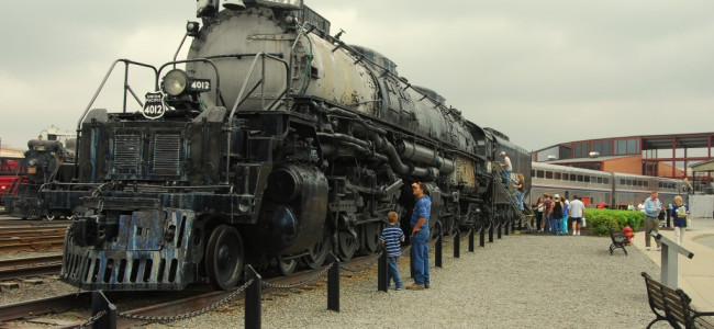 Railfest 2015 rolls into Steamtown National Historic Site Labor Day weekend, Sept. 5-6