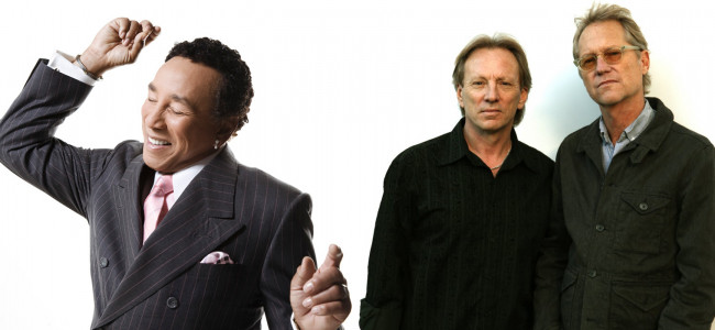 Smokey Robinson and America coming to Sands Bethlehem Event Center on Oct. 9 and Nov. 8