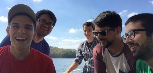 Breaking the Awkward Silence – Scranton indie alt rock band reunites for one night only