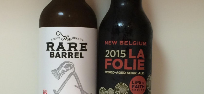 BEER WITH EVERYTHING PODCAST: Rare Barrel Home, Sour Home and New Belgium La Folie