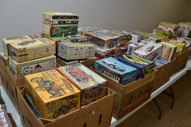 BEHIND THE BLOCK: Boxlot Post No. 2 – random auction observations