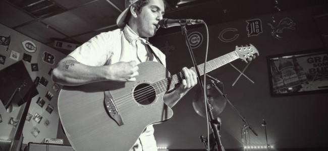 NEPA Scene's Got Talent spotlight: Clarks Summit singer/songwriter James Barrett