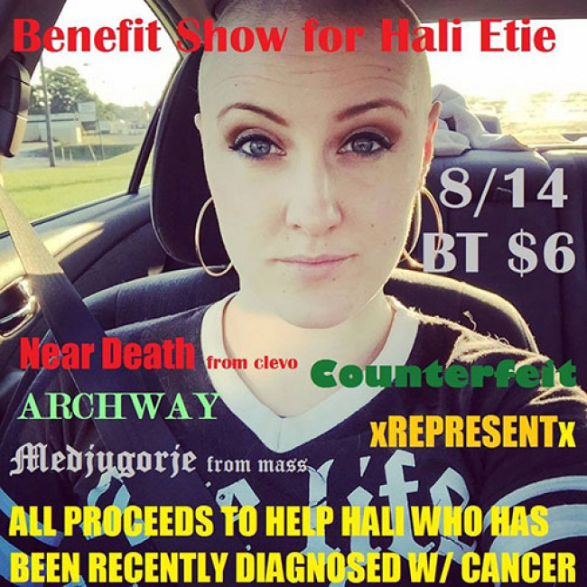 Frontwoman of Pennsylvania hardcore band faked cervical cancer to swindle donations