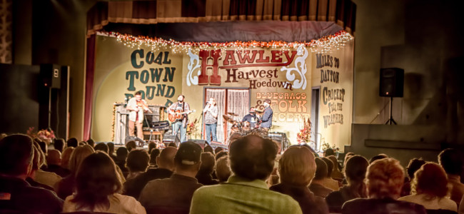 Fall into music, food, cider, and more family fun at the Hawley Harvest Hoedown on Oct. 3