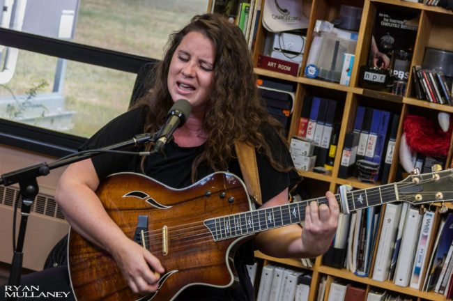 IN THE OFFICE: Kaleigh Baker – New York blues soul powerhouse