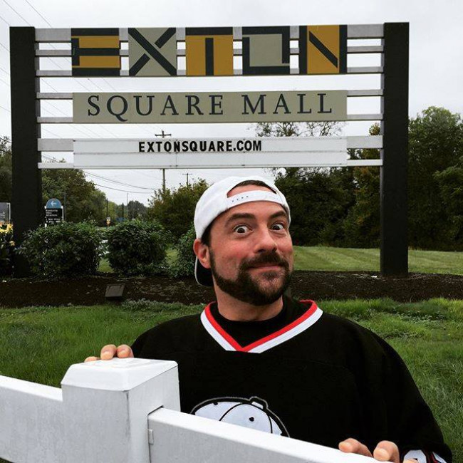 Kevin Smith Will Shoot 'Mallrats 2' In Exton Square Mall