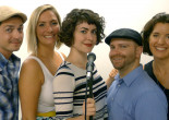 Each 'Knock on the Door' reveals a new story in improvised podcast drama at Scranton Fringe Fest