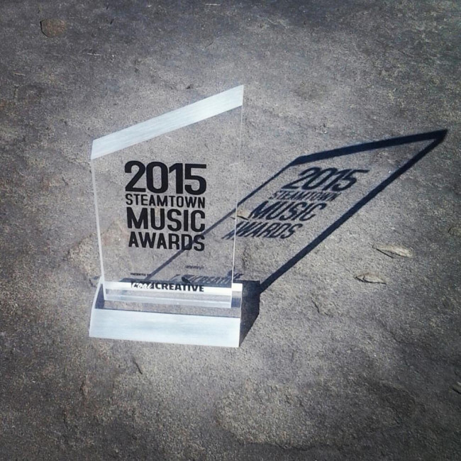 And the 2015 Steamtown Music Awards winners are…
