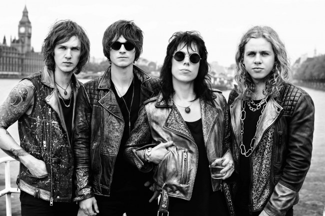 CONCERT REVIEW: The Struts have the charisma 'Everybody Wants' in intimate Wilkes-Barre show