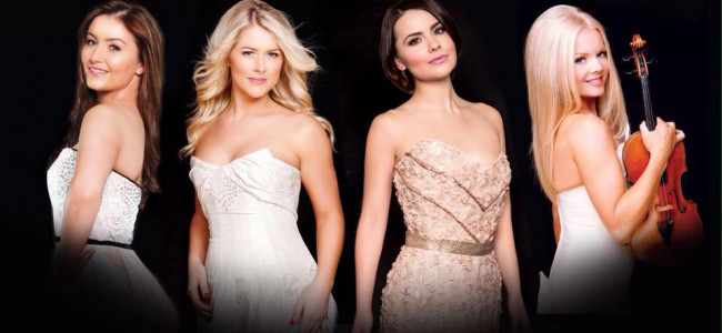 Celtic Woman sings, dances, and fiddles at the Sands Bethlehem Event Center on Dec. 13