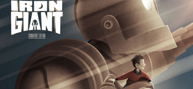'The Iron Giant' re-released 'Signature Edition' screening in Dickson City theater on Sept. 30 and Oct. 4