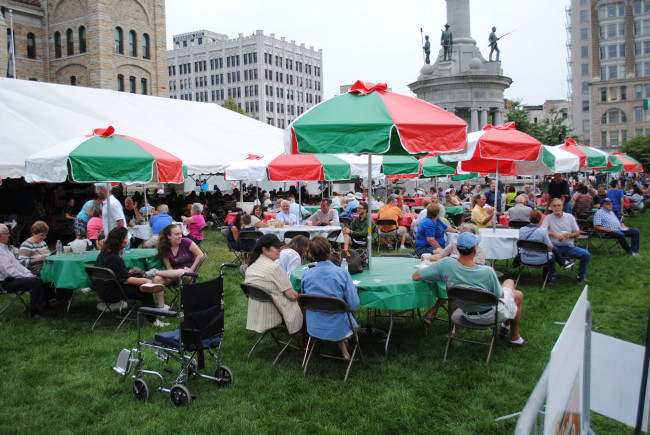 La Festa Italiana celebrates 40th year by opening on Friday for the first time, runs through Sept. 7
