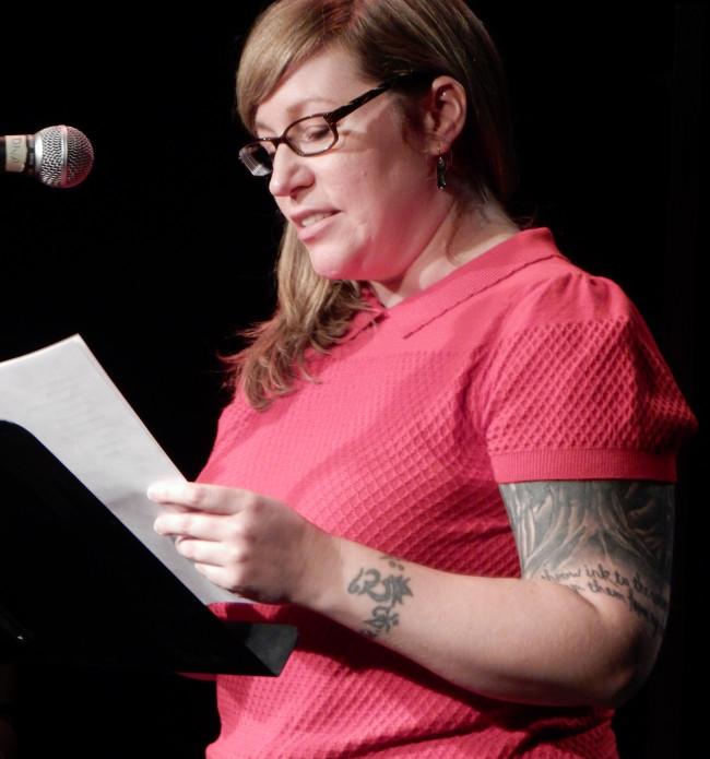 PHOTOS: Writers' Showcase at the Olde Brick Theatre in Scranton, 08/29/15