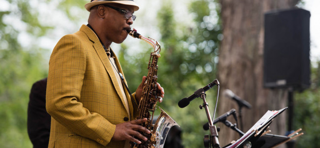 Listen to live jazz performances recorded at 2015 Delaware Water Gap COTA Festival on WVIA-FM Nov. 2-13