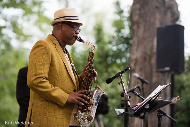 Listen to live jazz performances recorded at 2015 Delaware Water Gap COTA Festival on WVIA-FM Nov. 2-13