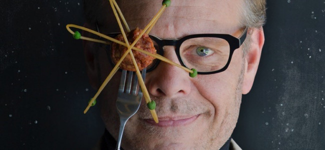 'Eat Your Science' live with Food Network star Alton Brown at Hershey Theatre on Nov. 7