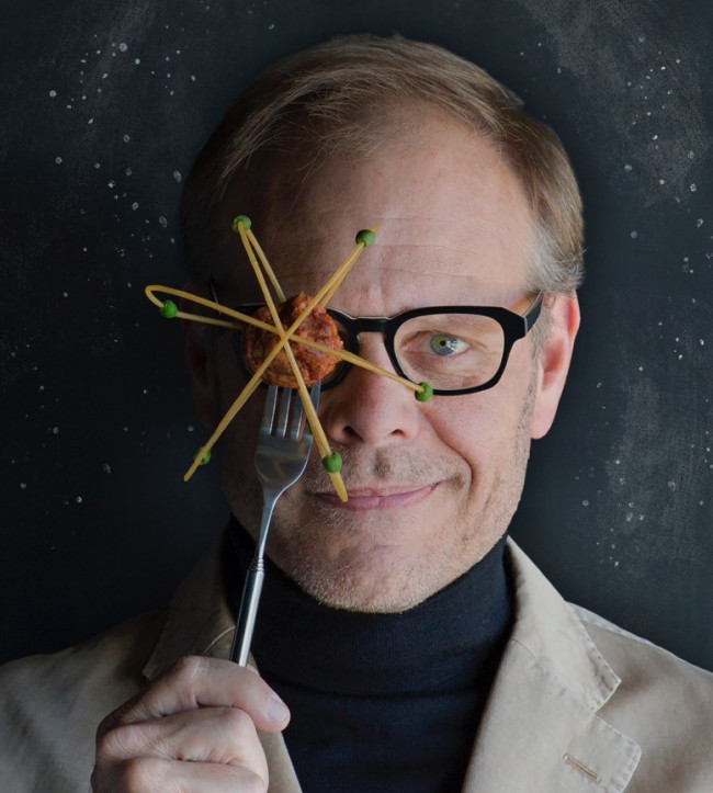 Food Network star Alton Brown cooks up new live show 'Eat Your Science' in Wilkes-Barre on April 21