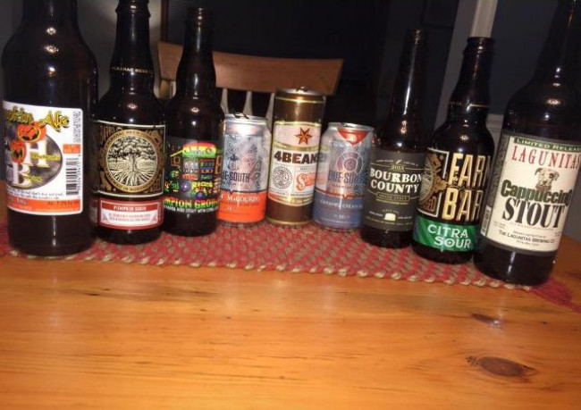 BEER WITH EVERYTHING PODCAST: The drunk episode