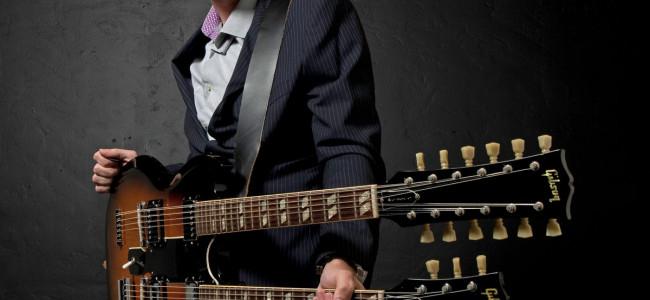 Blues rock guitar legend Joe Bonamassa returns to the Kirby Center in Wilkes-Barre on May 19