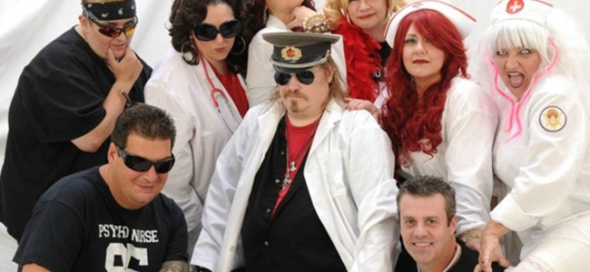 Theatrical NEPA punk rock band Psycho Nurse reunites after 30 years in Wilkes-Barre on Oct. 24