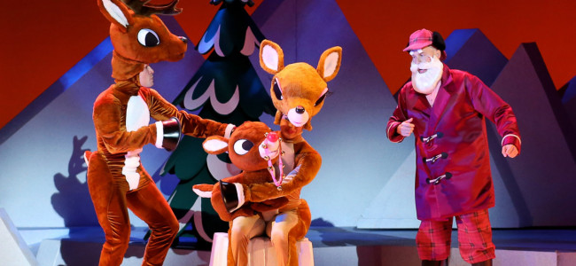'Rudolph the Red-Nosed Reindeer: The Musical' soars into Kirby Center in Wilkes-Barre on Dec. 10