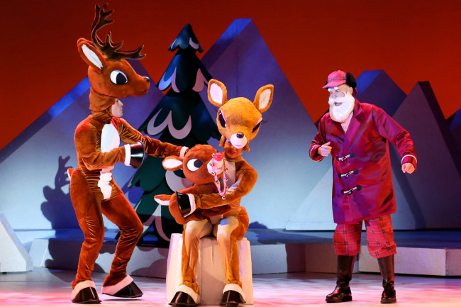 'Rudolph the Red-Nosed Reindeer: The Musical' soars into Kirby Center in Wilkes-Barre on Dec. 4