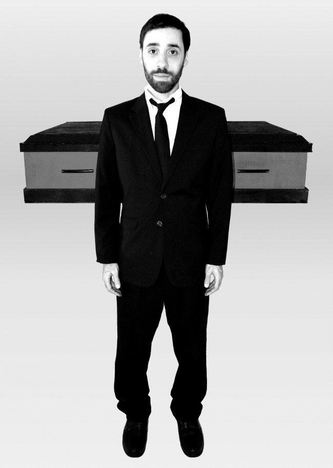Award-winning comedy 'The Eulogy' pokes fun at funerals at the Scranton Fringe Fest Oct. 3-4