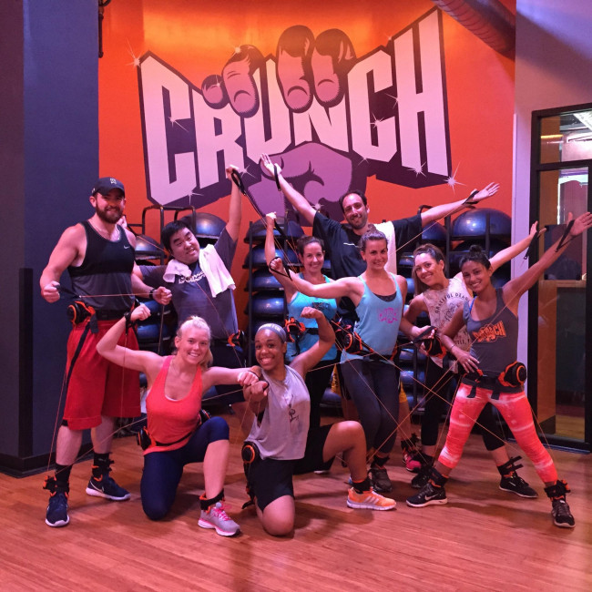 Crunch Gym announces newest location in Mall at Steamtown in Scranton, opens March 1
