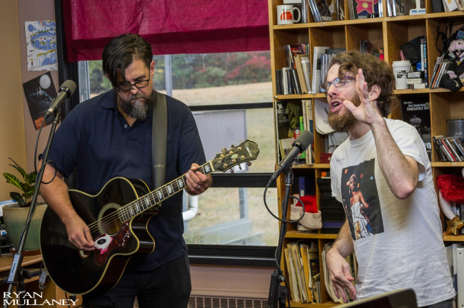 IN THE OFFICE: Ed Randazzo – West Pittston blues/roots rock singer/songwriter