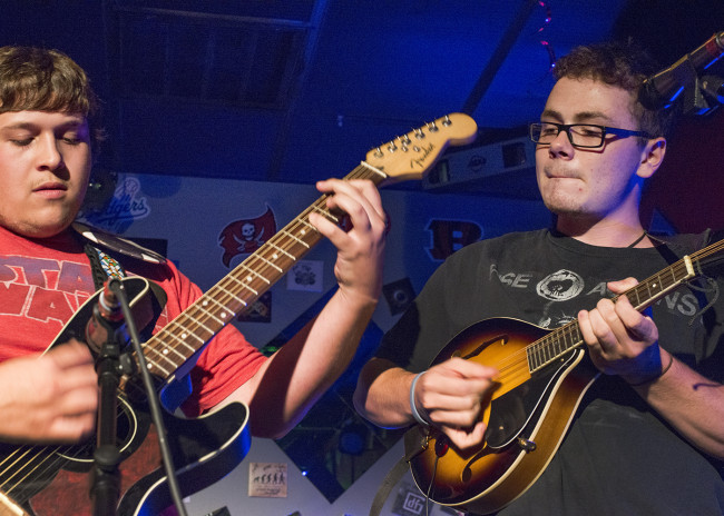 NEPA Scene's Got Talent spotlight: Scranton indie punk duo Pulak (Connor Langan and Dom Ludovici)