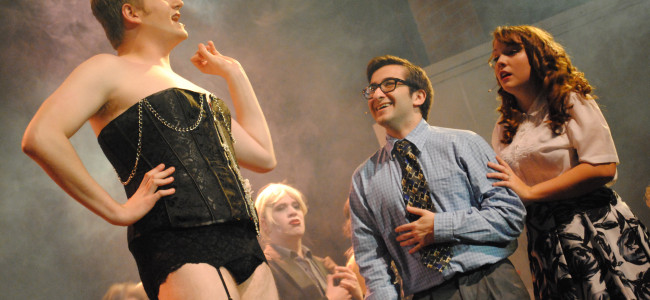 'Rocky Horror Show' returns to Little Theatre of Wilkes-Barre with new tricks over Halloween weekend