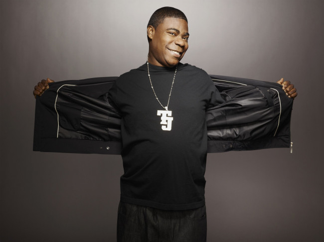 Comedian Tracy Morgan 'Picking Up the Pieces' at Mohegan Sun Pocono in Wilkes-Barre on Oct. 7