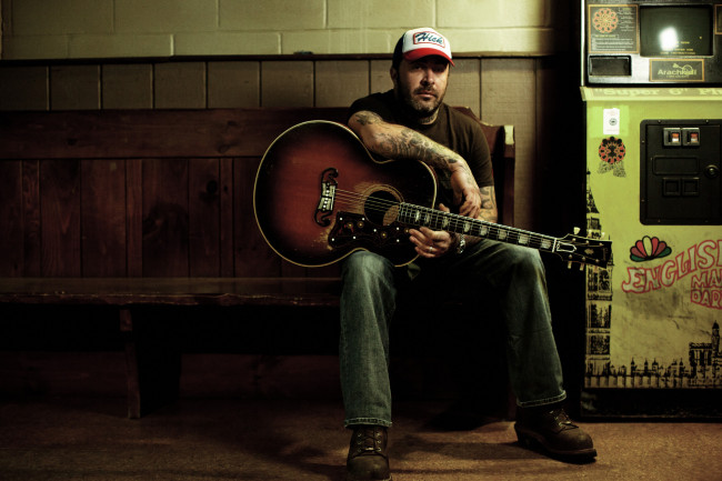 Staind frontman Aaron Lewis plays solo country music at Sands Bethlehem Event Center on Feb. 11